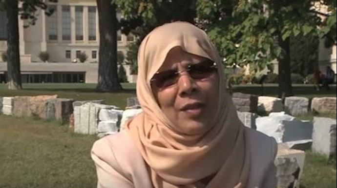 حوریه مشهور وزیر سابق حقوقبشر یمن