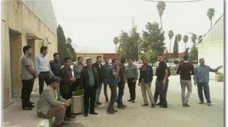 تجمع اعتراضی کارگران حجمی شرکت نفت  و گاز