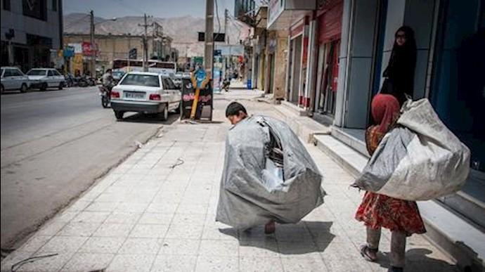 کودکان کار در ایران