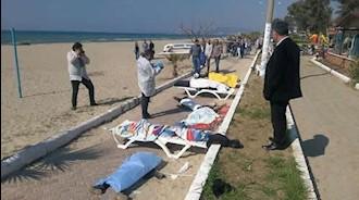 واژگونی قایق بادی حامل پناهجویان در آبهای اژه
