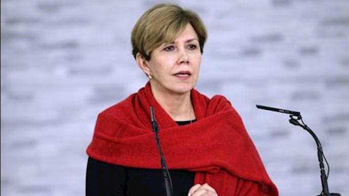 لیندا چاوز مدیرپیشین روابط عمومی کاخ سفید
