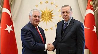 تیلرسون و اردوغان