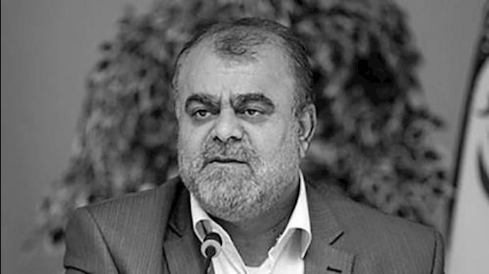 پاسدار رستم قاسمی وزیر نفت سابق رژیم