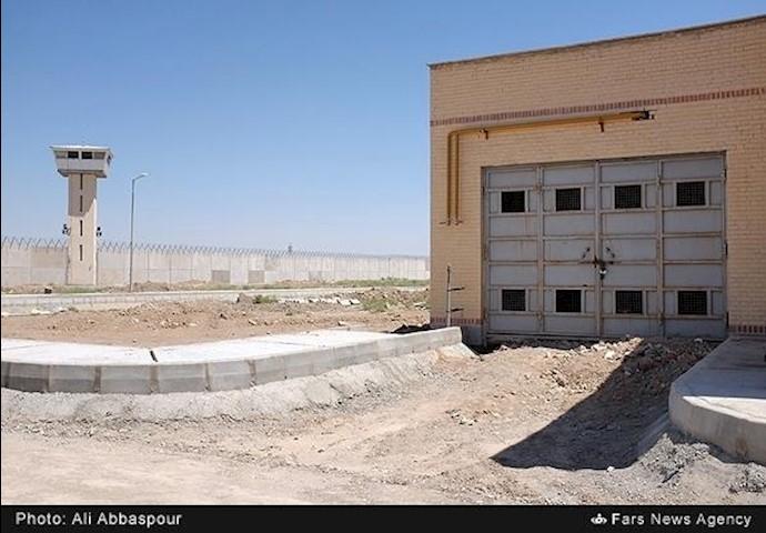 زندان چرمشهر