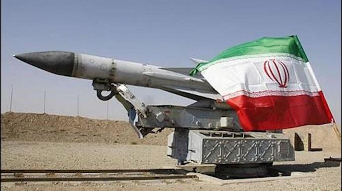 قاچاق تجهیزات موشکی به ایران