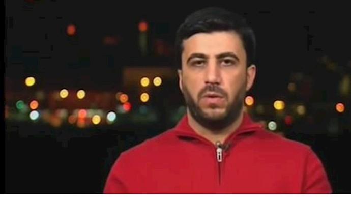 عصام الریس عضو هیأت مذاکرات اپوزیسیون سوریه