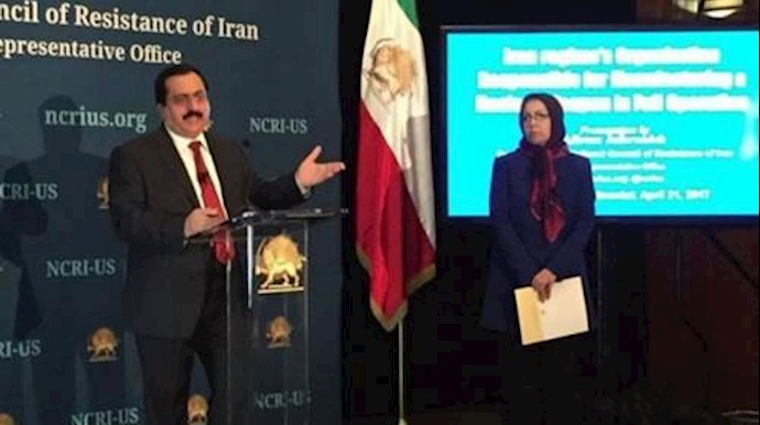 افشاگری جدید مقاومت ایران علیه طرحهای اتمی رژیم