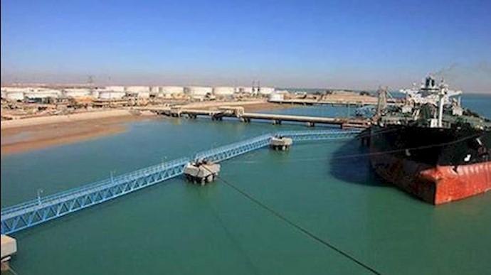 صادرات نفت در ایران