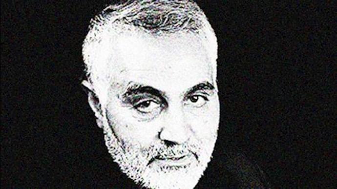 پاسدار قاسم سلیمانی