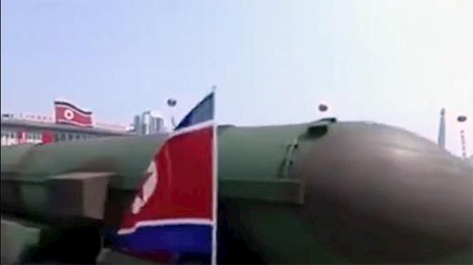 بالا گرفتن تنش در شبه جزیره کره