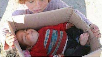 فروش کودکان در ایران