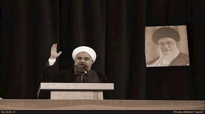 اعتراف آخوند روحانی به کارنامه فقط 38سال اعدام و زندان در نظام ولایت!