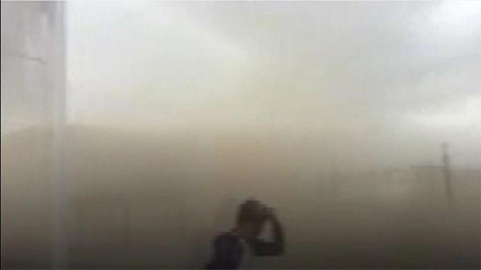 طوفان در روسیه