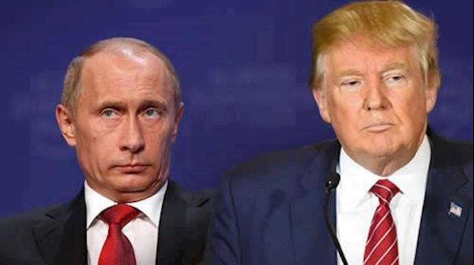 دونالد ترامپ و ویلادیمیر پوتین