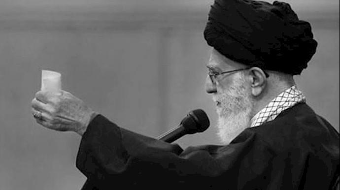 خامنهاي ولي فقيه ارتجاع