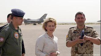 واحدهای ارتش آلمان از ترکیه به اردن منتقل میشوند