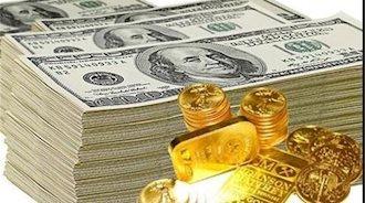 افزایش قیمت دلار و سکه در بازار