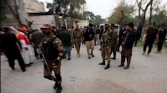 انفجار تروریستی در پاکستان