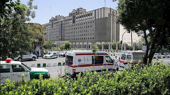 تیراندازی و انفجار در تهران