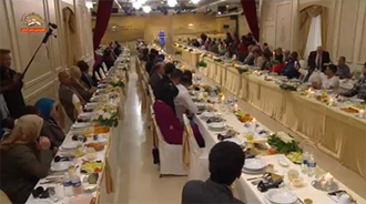 گردهمایی بزرگ اسلامی-عربی