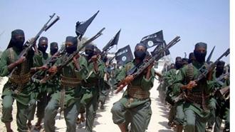 حمله شبه نظامیان سومالی به یک پایگاه نظامی