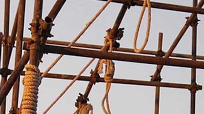 اعدام جمعی در زندان گوهردشت