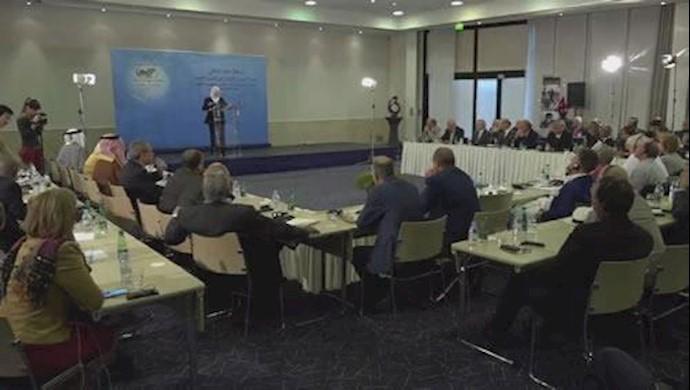سمینار « سرنگونی رژیم آخوندی پایان جنگ و تروریسم در خاورمیانه»