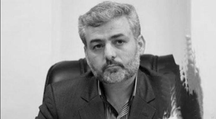 مروتی معاون هماهنگی امور عمرانی استاندار رژیم در گلستان