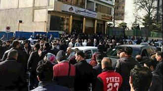 تجمع اعتراضی غارتشدگان کاسپین