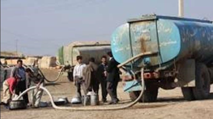 بحران بی آبی در21 روستا در پارس آباد
