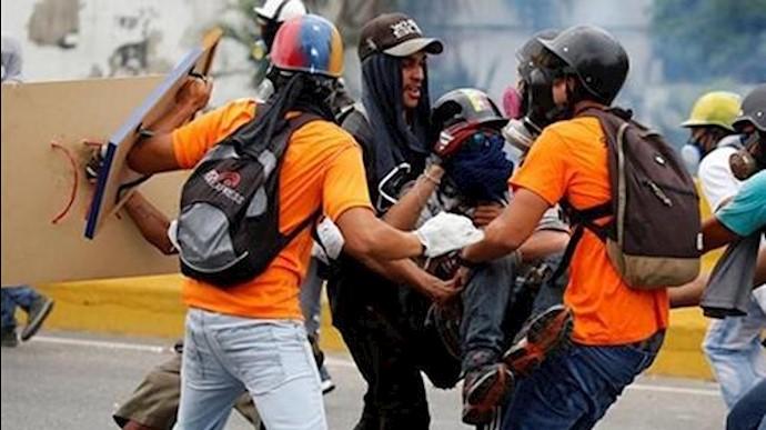 اتحادیه اروپا استفاده از زور در انتخابات ونزوئلا را محکوم کرد