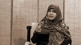 طیبه سیاوشی نایبرئیس فراکسیون زنان مجلس