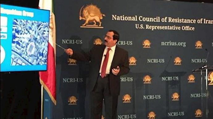 افشاگری مقاومت ایران در رابطه با  نقش سپاه پاسداران  در برنامههای اتمی و موشکی رژیم آخوندی