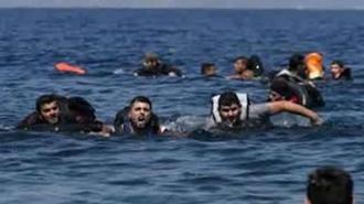 غرق شدن پناهجويان - آرشيو