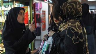 گشت جدیدی از زنان نیروی سرکوبگر انتظامی سرکوب بیشتر زنان میهنمان،