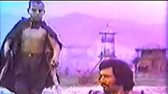 محسن محمدباقر در فیلم غریبه و مه