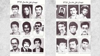 شماری از  قتل عام شدگان سال 67
