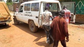 خشونت در افریقای مرکزی