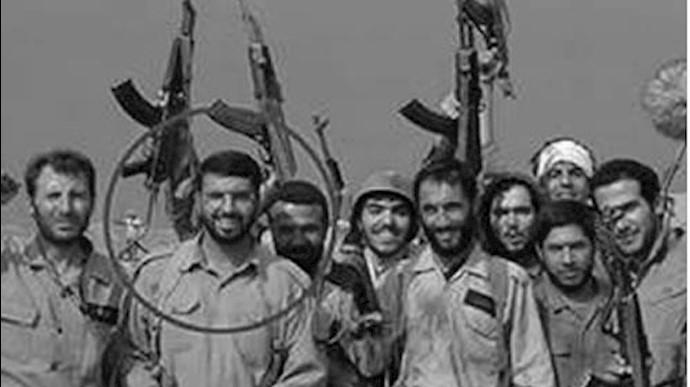 پاسدار کشته شده رژیم در سوریه