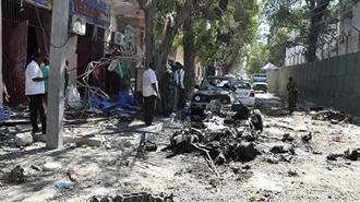خودروی بمبگذاریشده در موگادیشو