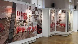 نمایشگاه قتلعام و جنایتهای رژیم حاکم بر ایران در سال 67