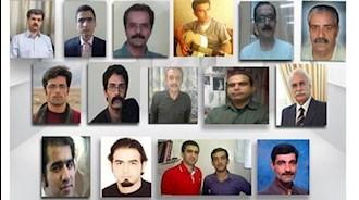 زندانیان سیاسی زندان گوهردشت کرج