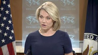 هدر نائِرت سخنگوی وزارتخارجه آمریکا