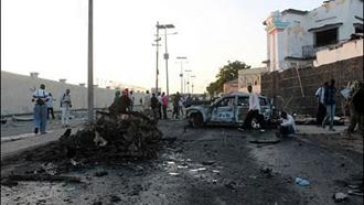 انفجار در مگادیشو