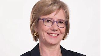 لورنس فلمان ریل نماینده پارلمان فدرال سوئیس