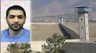 اعتصابغذای زندانی اهل سنت حمزه درویش