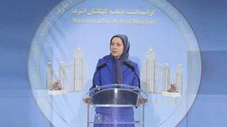 سخنرانی مریم رجوی در گرامیداشت شهیدان قتل عام اشرف