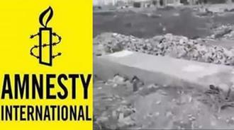 گزارش عفو بینالملل درباه قتلعام ۳۰هزار زندانی سیاسی در سال ۶۷