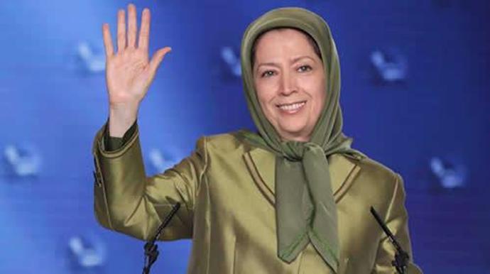 سخنرانی مریم رجوی - انتخاب مسئول اول مجاهدین