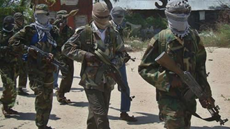 نیروهای الشباب در سومالی